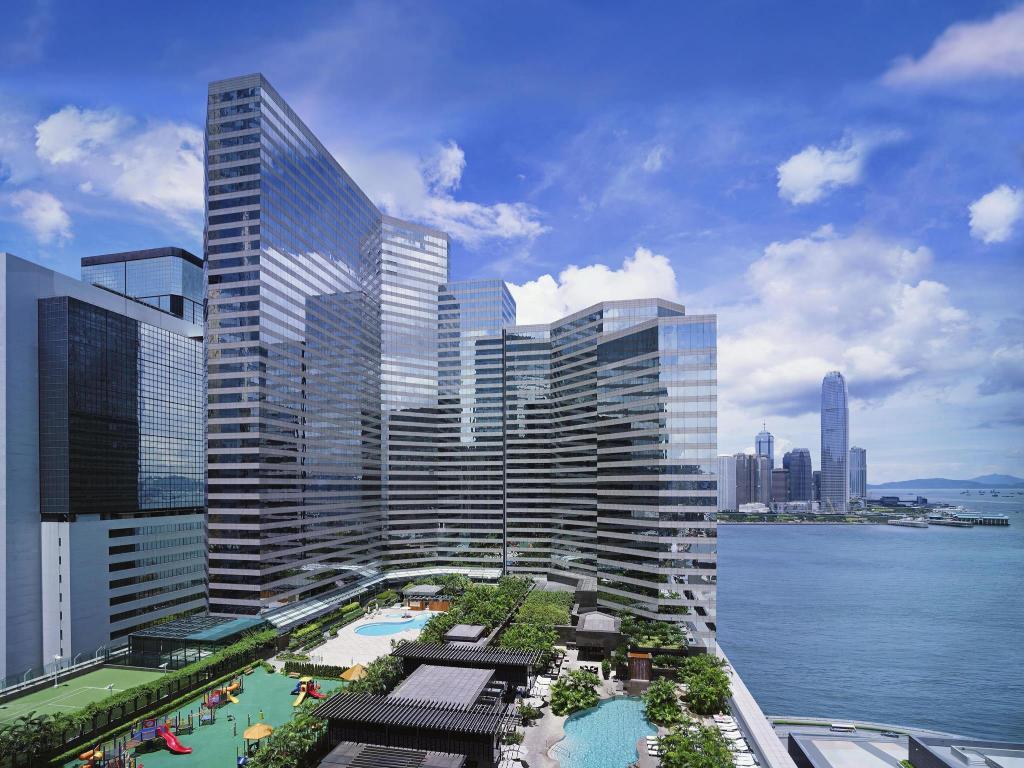 The Grand Hyatt Hong Kong